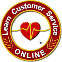 Learn Customer Service Online.com logo